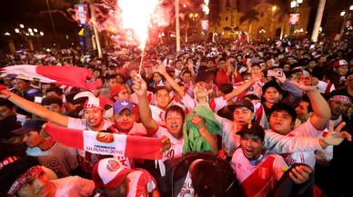 Perú hace historia ante Nueva Zelanda 36 años después