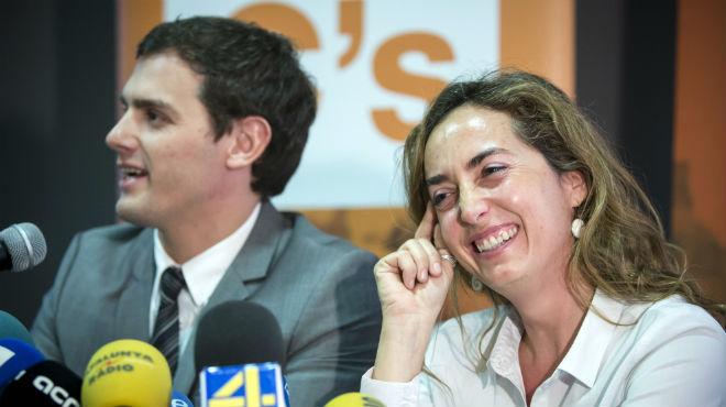"""Quan Albert Rivera parlava de """"País Valencià"""""""