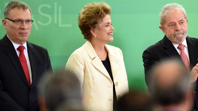 El 68% dels brasilers volen el judici polític contra Rousseff