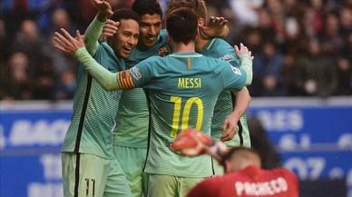 L'Alabès-Barça, en directe 'on line'
