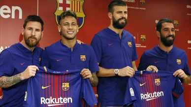 Després de Rakuten, Piqué resol el tema de Neymar