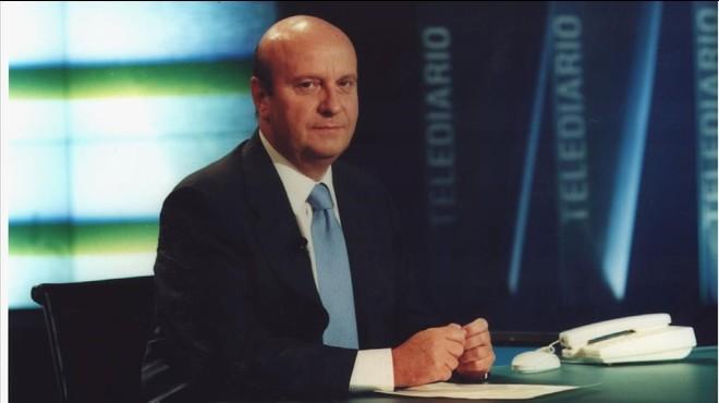 Carlos D�vila, en suetapa en TVE.