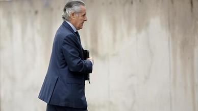 Bankia reclama la responsabilidad civil de Blesa por el caso de las 'black'