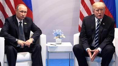 Trump irrita al espionaje de EEUU con su actitud conciliadora con Putin