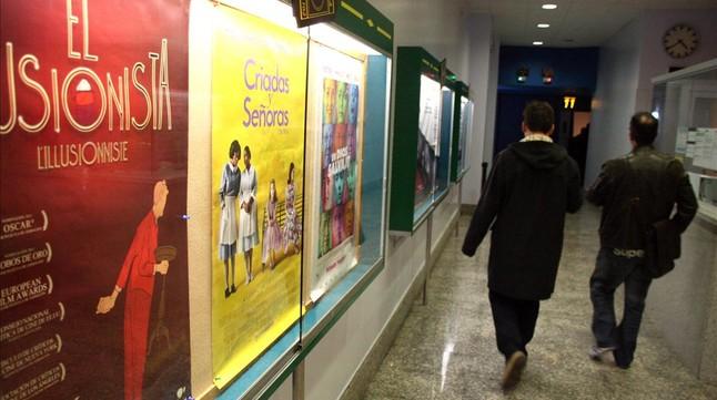 La 'Fiesta del Cine' contin�a