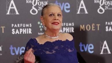 Terele Pávez, l'actriu esquerpa