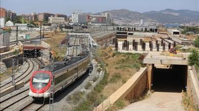 El Govern central reprendrà les obres de la Sagrera abans de l'estiu després de dos anys parades