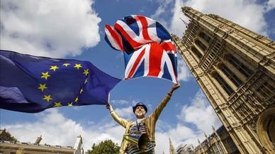El Parlament britànic comença a tramitar la llei per trencar amb la UE