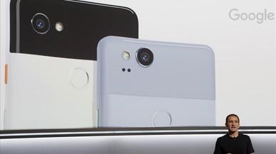 ¿Com és el nou mòbil Pixel 2 de Google?
