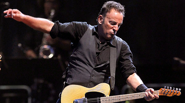Bruce Springsteen dedica 'The River' a Nacho.