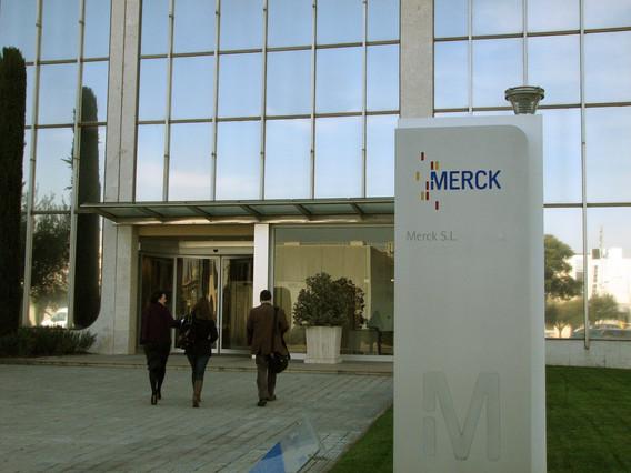 Merck para la actividad temporalmente en una planta de mollet - Merck mollet del valles ...