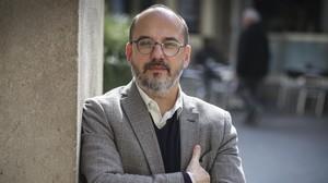 El nuevo portavoz del PDECat en el Congreso, Carles Campuzano, en una imagen de archivo.