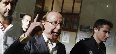 Ruiz Mateos, en busca y captura tras no comparecer en un juicio