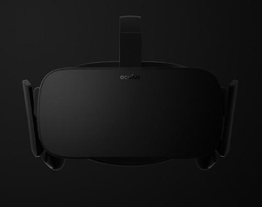 Imagen final de las Oculus Rift.