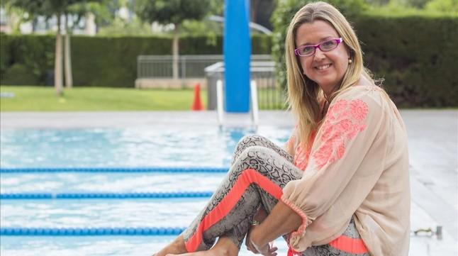 Anna Tarrés, en una entrevista concedida a El Periódico
