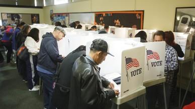 EUA vota en el seu laberint