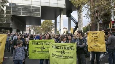 Barcelona considera impossible aturar l'alberg de la Vila Olímpica