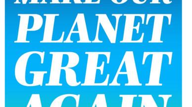 Macron es converteix en el francès més retuitejat amb el seu 'Make our planet great again'
