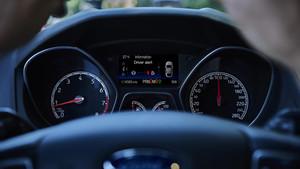 La alerta al conductor de Ford ayuda a que los conductores descansen