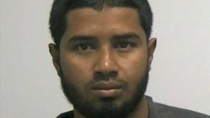 Akayed Ullah, suicida de la estación de autobuses de Manhattan.