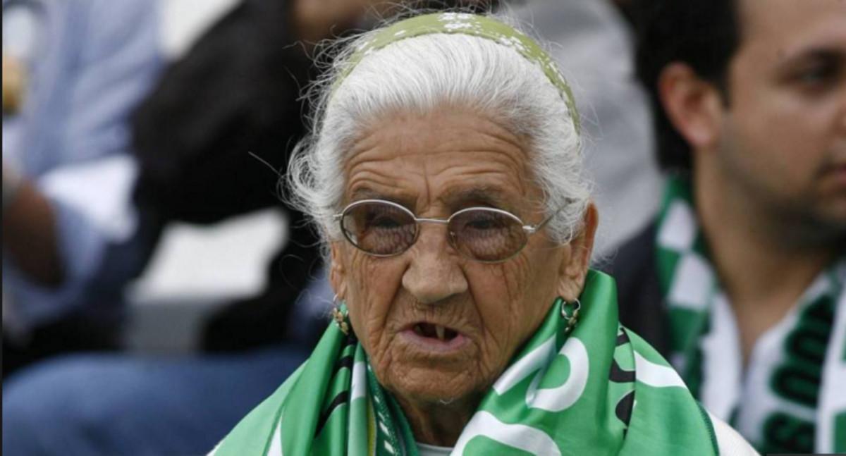Mor l''àvia' del Betis