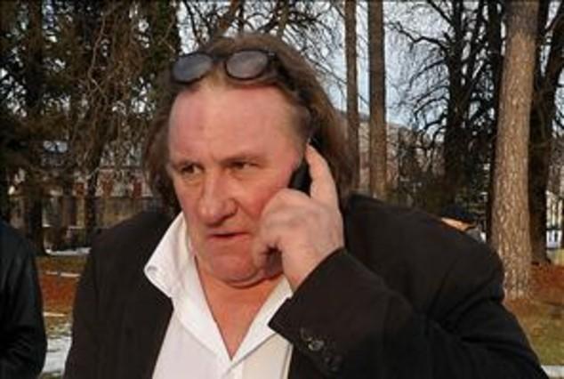 G�rard Depardieu planta a la justicia francesa