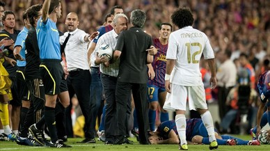 Guardiola-Mourinho, una crispació clàssica