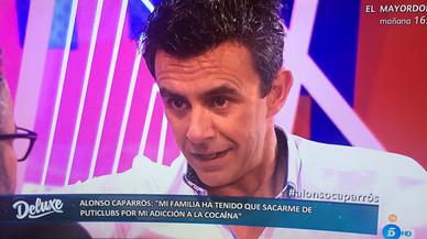 Alonso Caparrós explica els seus 25 anys enganxat a la cocaïna