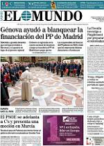 El PP ayudó a blanquear la financiación de los populares de Madrid, según 'El Mundo'