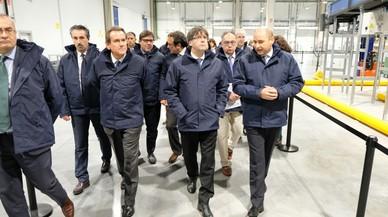 Carrefour y Cilsa inauguran una plataforma logística de frío en el puerto de Barcelona