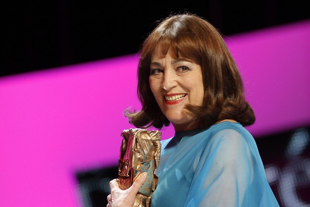 Carmen Maura recibirá un Premio Donostia en San Sebastián