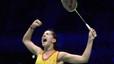Carolina Mar�n se impone en los campeonatos europeos de b�dminton