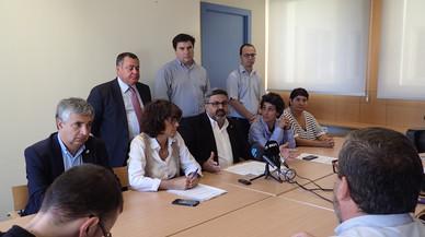 CiU Mataró surt del govern municipal i planteja una moció de censura contra l'alcalde socialista