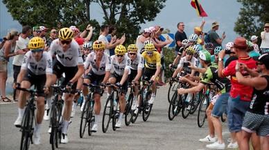 Landa, ante la última misión en el Tour de Francia
