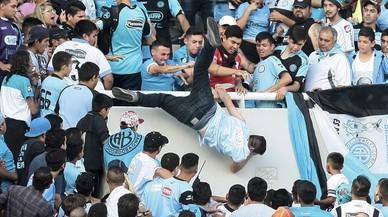 L'Argentina, els miserables de les grades