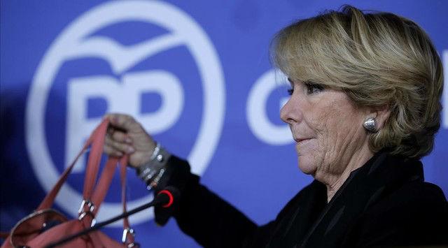 "Aguirre: ""A m� por corrupci�n no me van a imputar"""