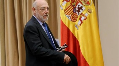 Maza deja en suspenso el relevo de los fiscales del 'caso 3%'