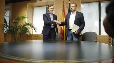 Ciudadanos no exige al PP que la limitación de mandatos afecte a Rajoy