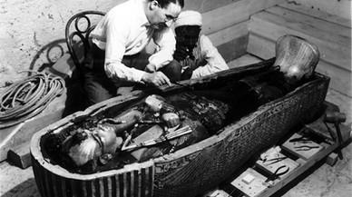 Locos por Tutankamón: Howard Carter en España