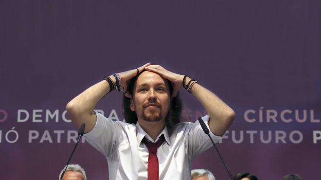 Iglesias promete a Errejón visibilidad pero no poder