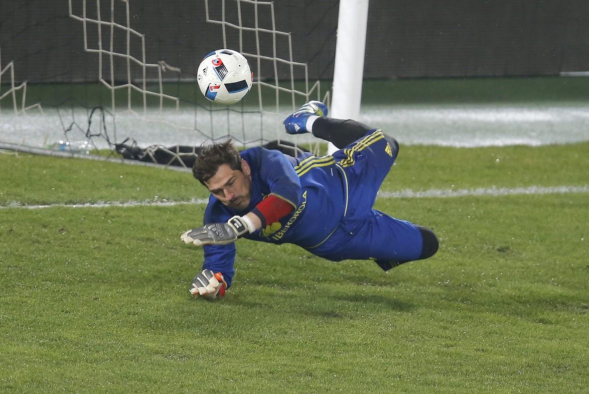 """Iker Casillas: """"No sé si será mi último año con España"""""""