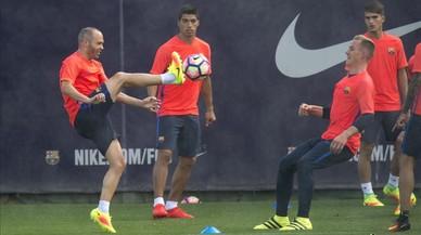 El Barça reincorpora 10 jugadors