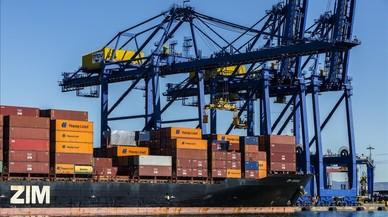 L'exportació espanyola va créixer el 10% fins al juny tot i la frenada dels cotxes