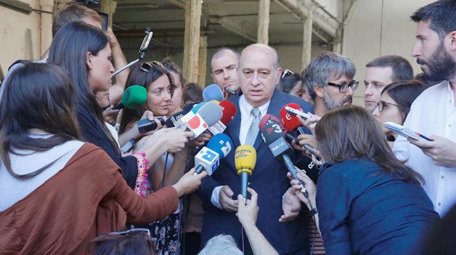 "Fernández Díaz descarta dimitir: ""Jo sóc la víctima"""