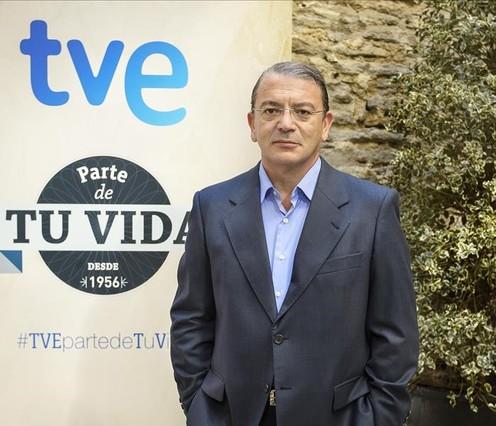 Dimite el director de TVE