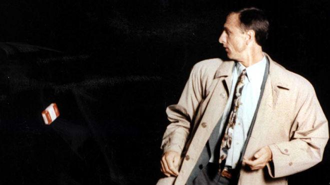 Cruyff va prendre consciència dels perills del tabac després de patir un infart