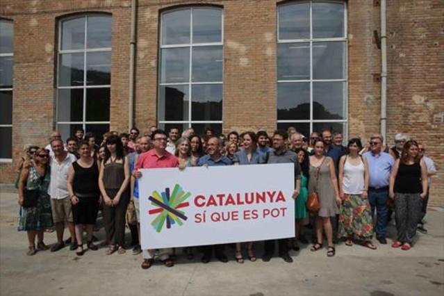 El efecto placebo de Catalunya sí que es pot