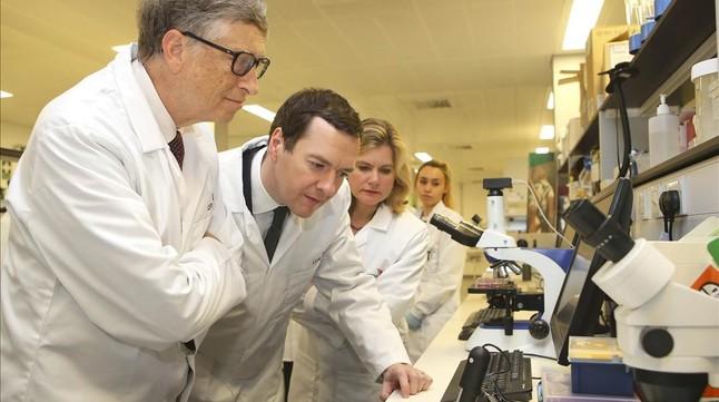 Bill Gates y el Gobierno británico destinan 4.000 millones de euros a combatir la malaria