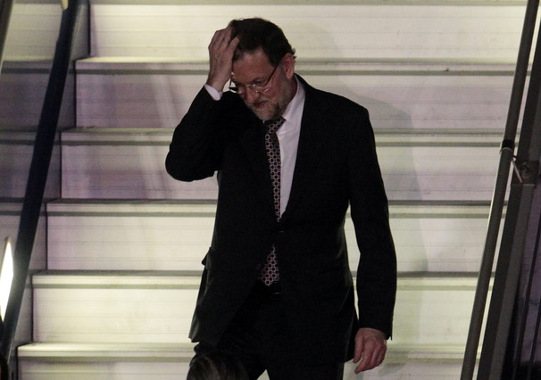 Rajoy encarga un informe sobre la declaraci�n del Parlament