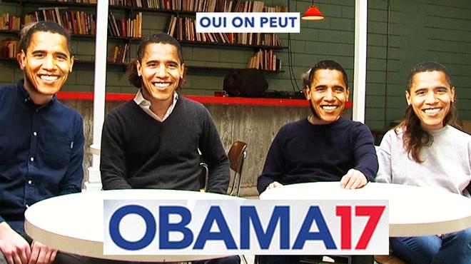 Obama 2017: la iniciativa popular para que Barack Obama presida Francia en sus próximas elecciones